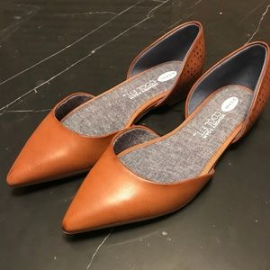 Nordstrom Dr. Scholl's memory foam pointy flats